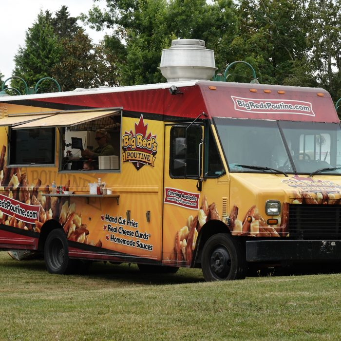 Big Reds Poutine Food Truck Abbotsford & Maple Ridge