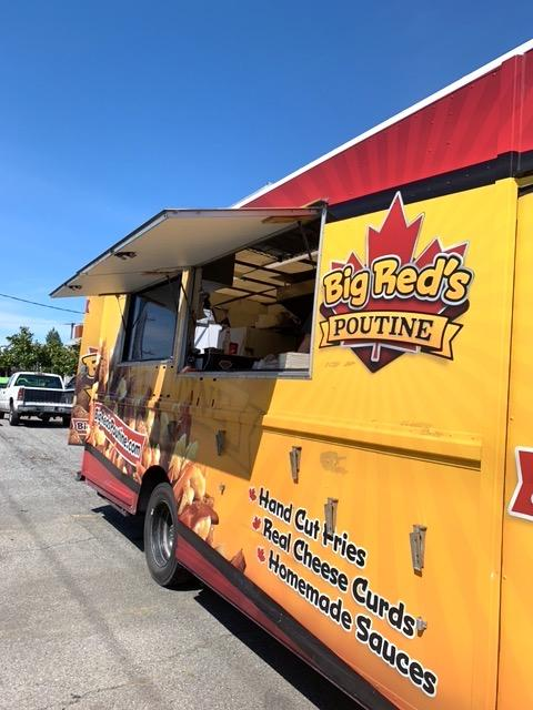 big reds poutine food truck