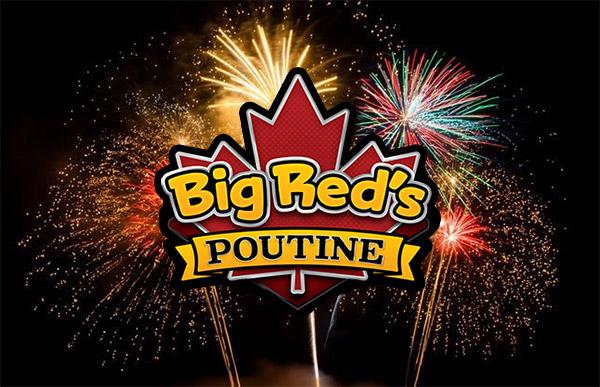 big reds poutine customer appreciation day