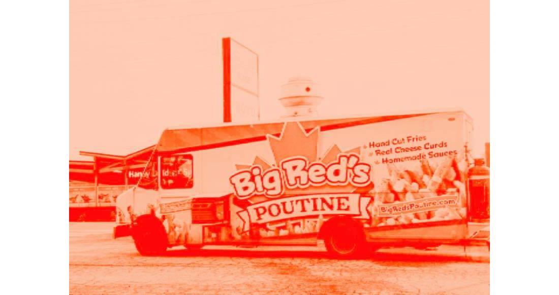big reds poutine food truck