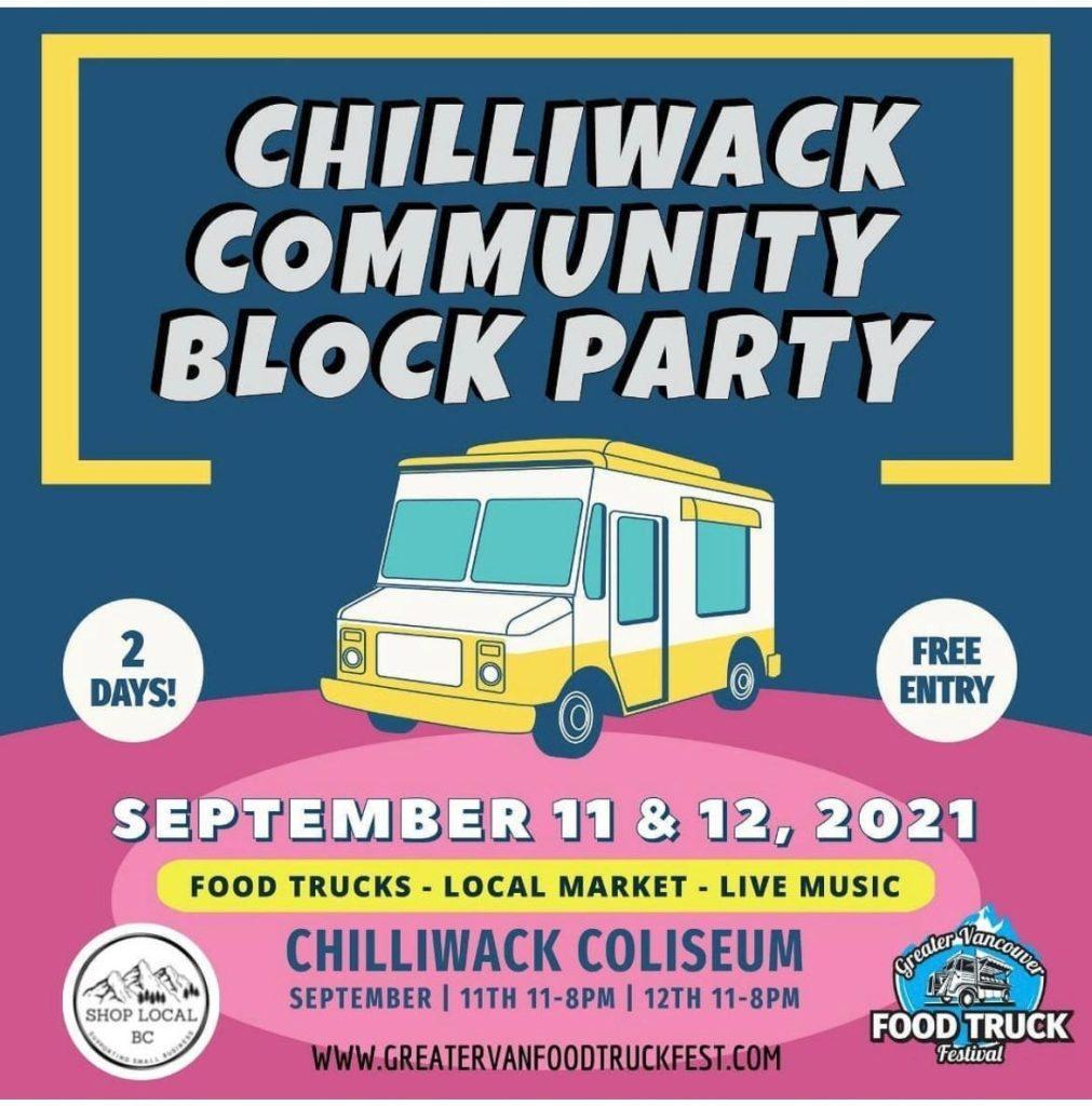 chilliwack community block party